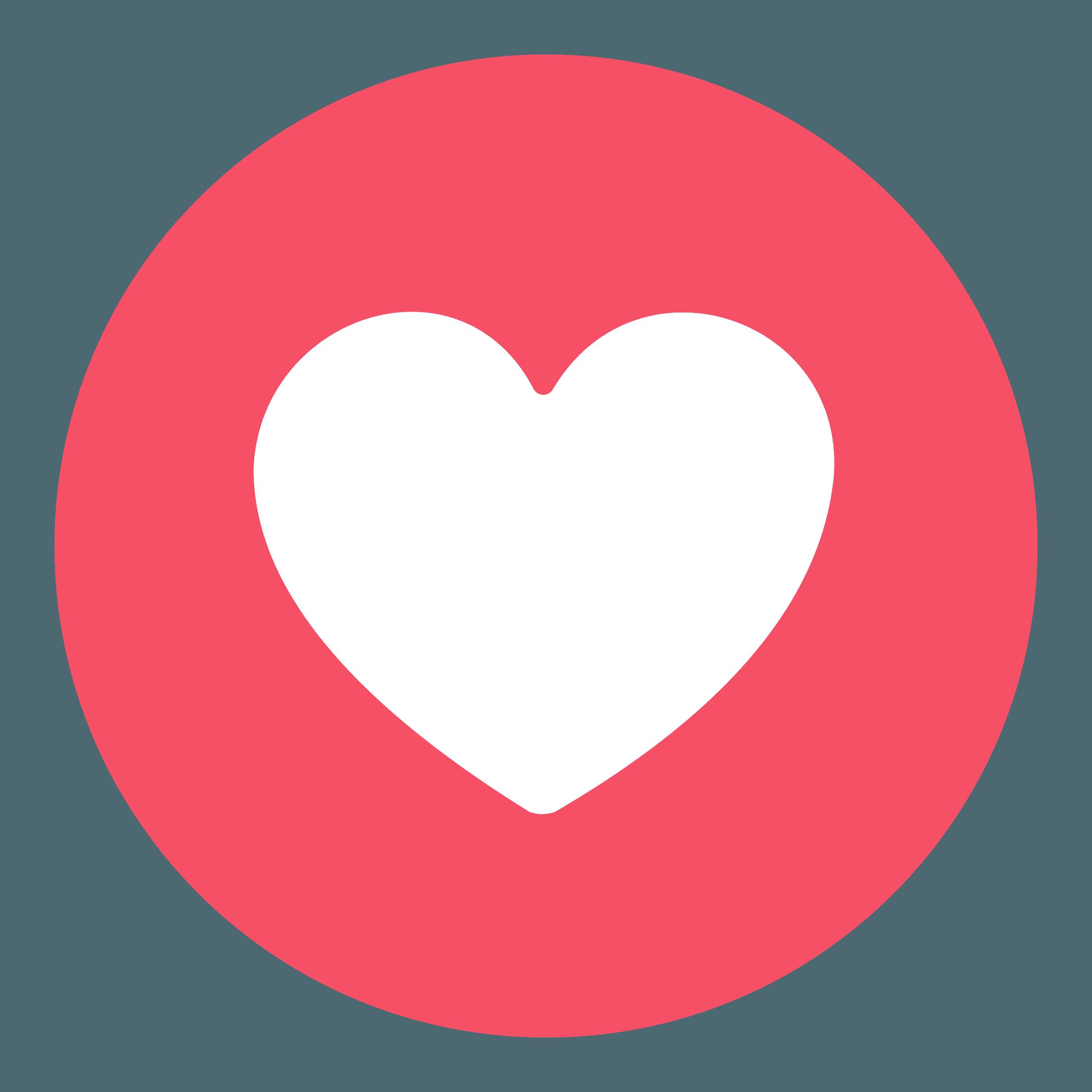 Circle heart love png facebook circle heart love png biocorpaavc Choice Image