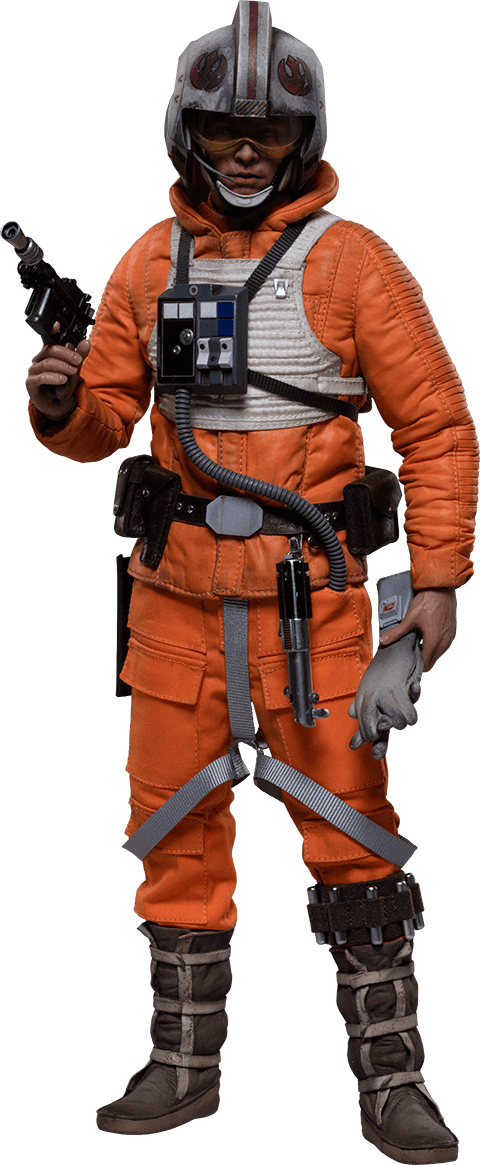 Luke Skywalker transparent PNG