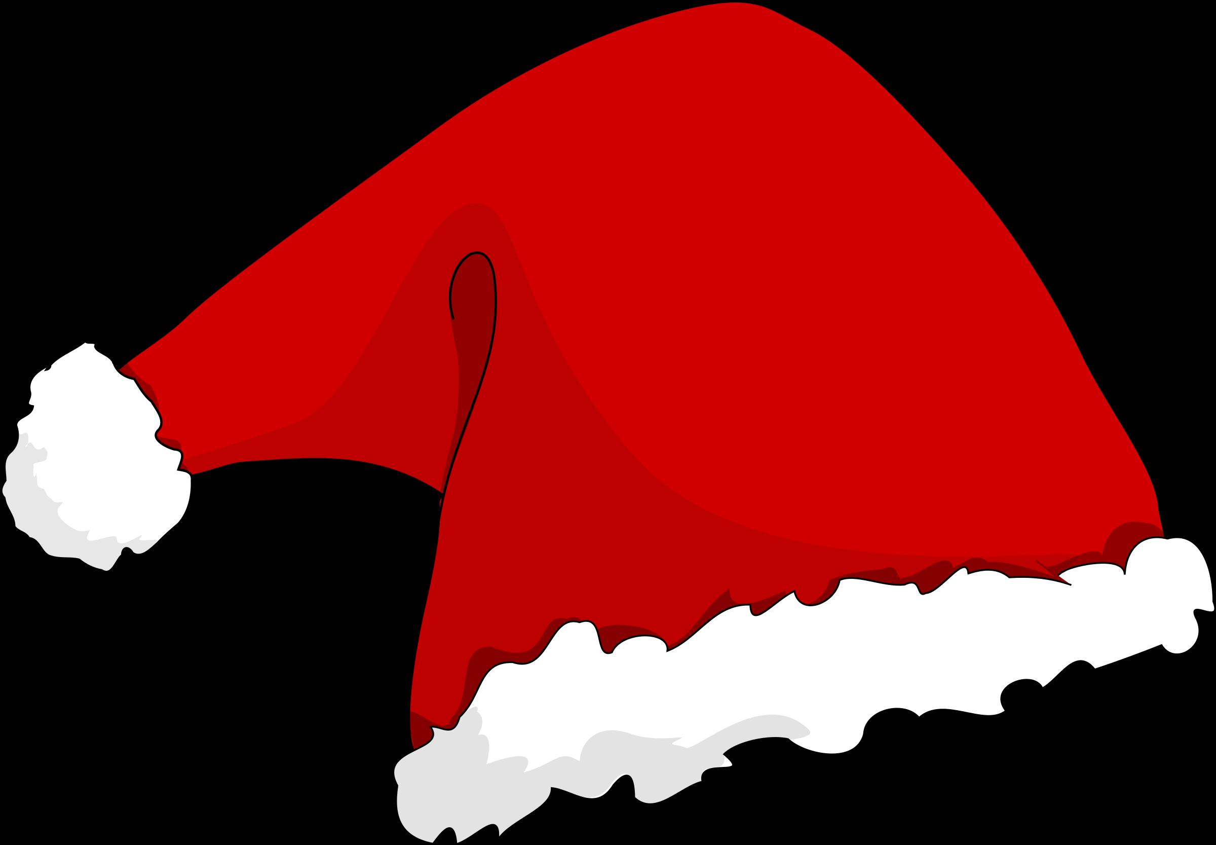 cartoon santa hat png rh clipart info santa hat cartoon drawing santa hat cartoon pics