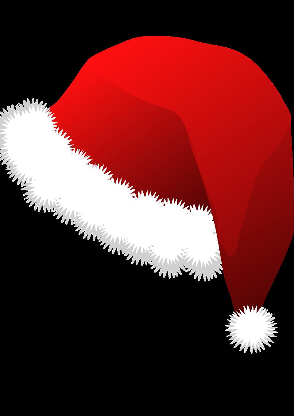 Christmas Hat Clipart Transparent Background.Santa Hat Transparent Png