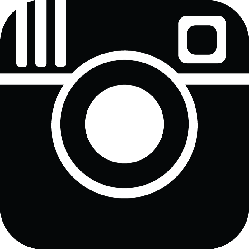 old instagram logo png black transparent