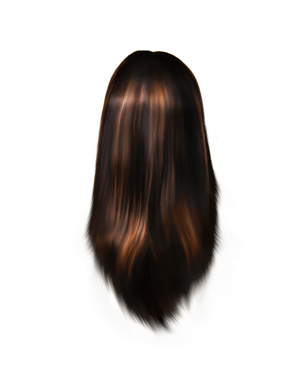Girl Hairstyle Download Video: 42 Women Hair Png Image