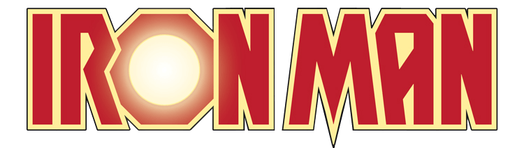 iron man cartoon png logo