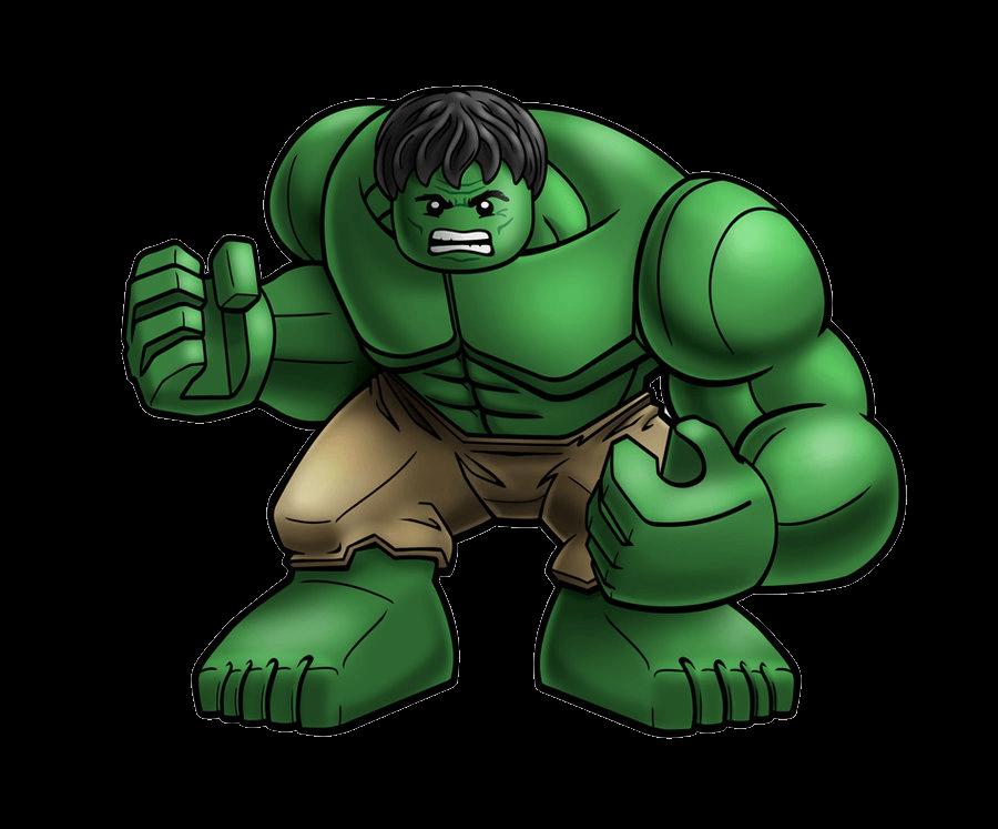 Avengers Lego Hulk Png
