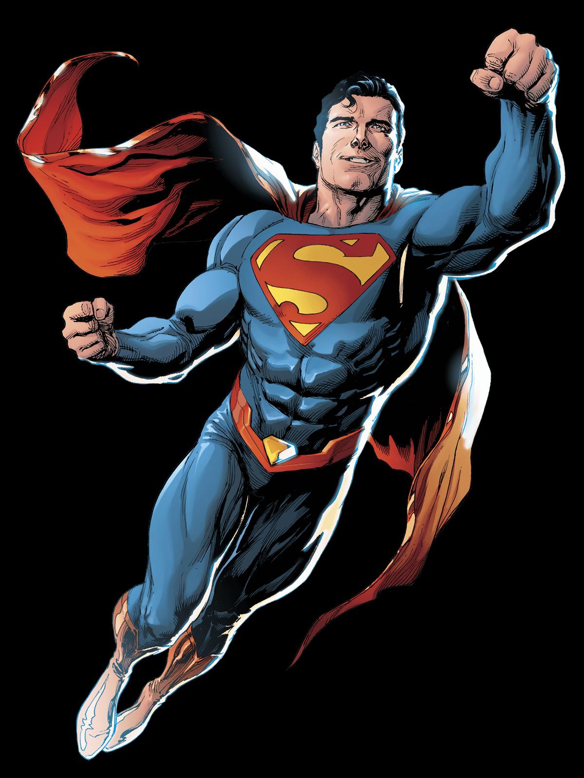 Superman cartoon png classic - Image de super hero ...
