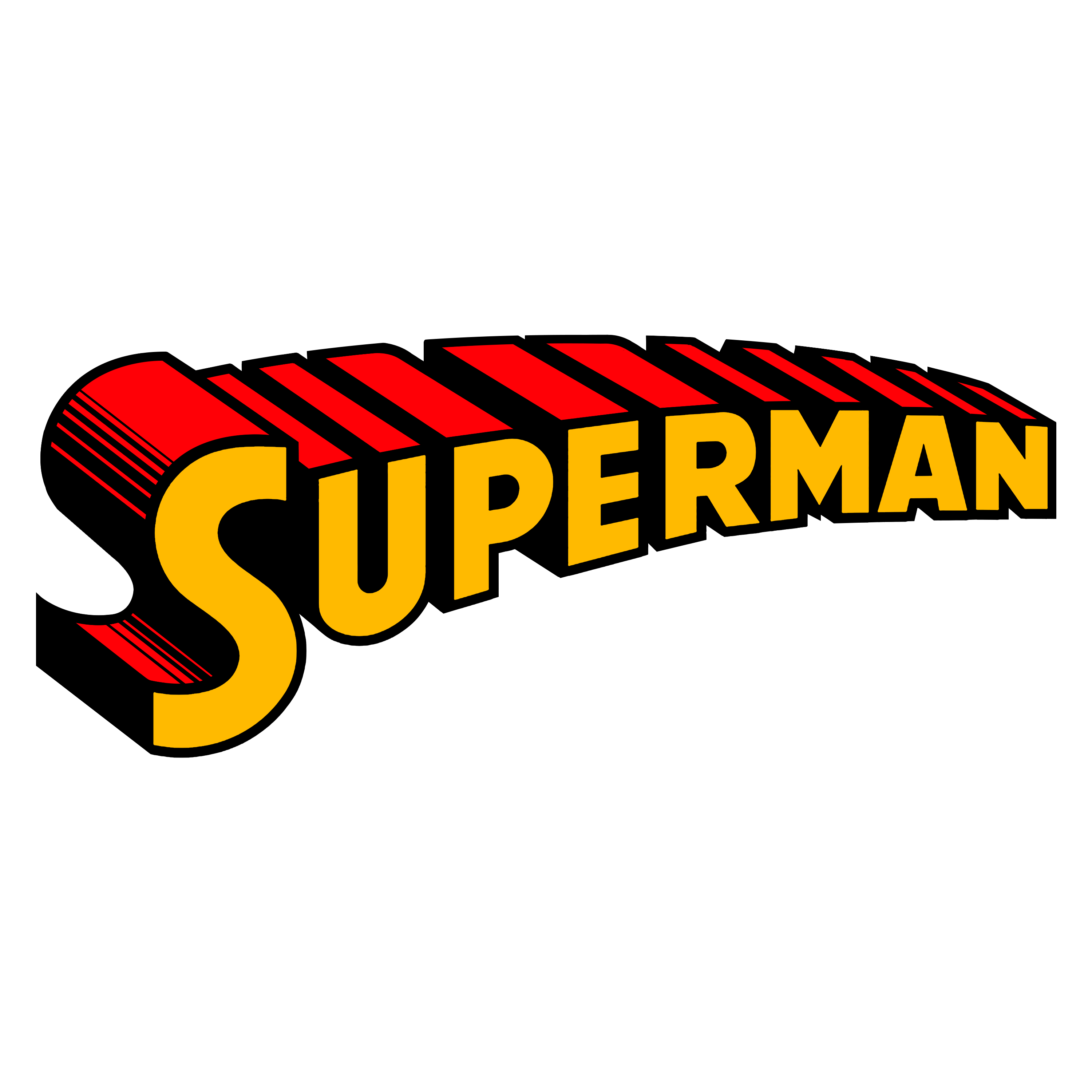 superman logo png old