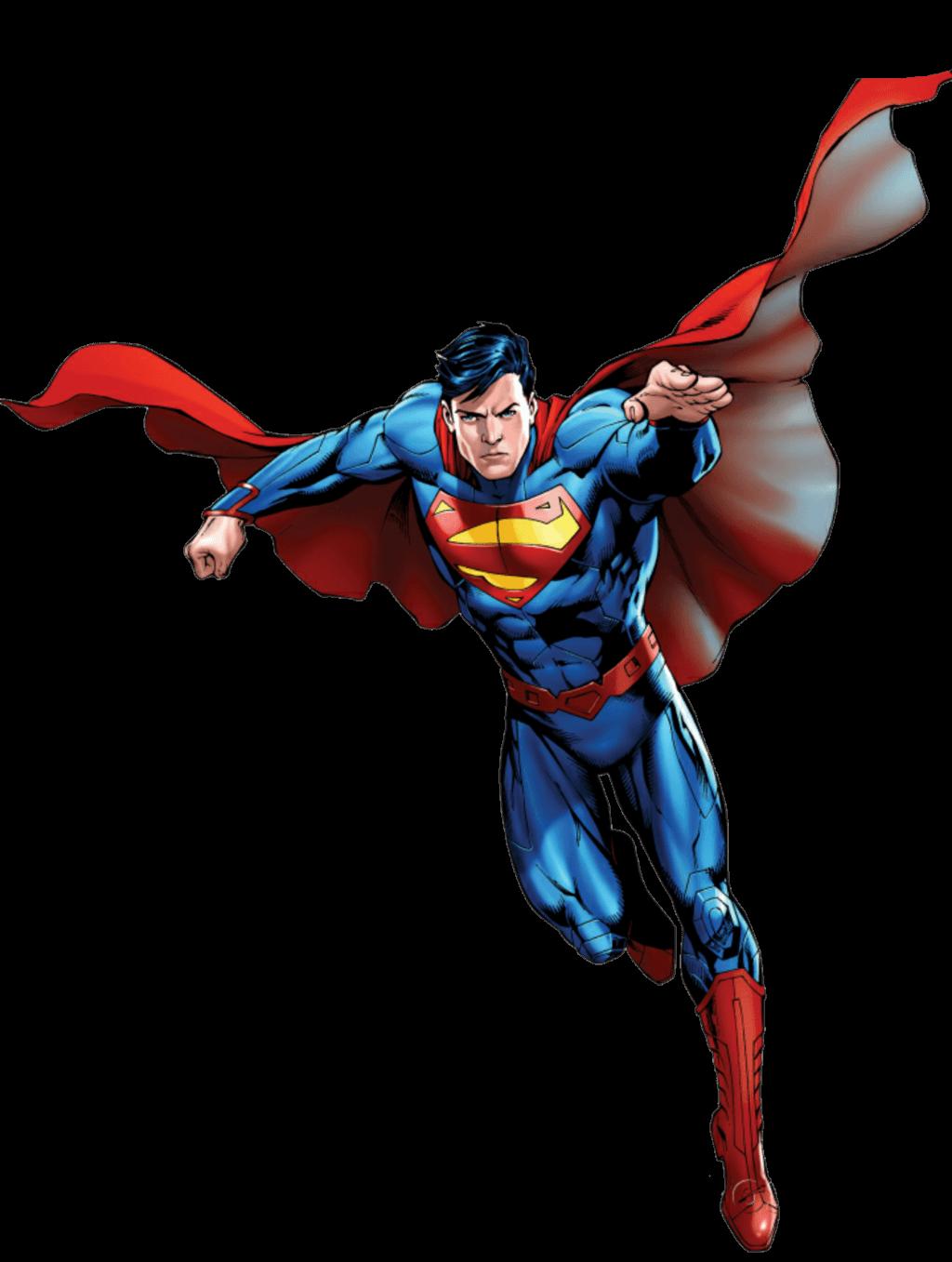 Superman Png Render