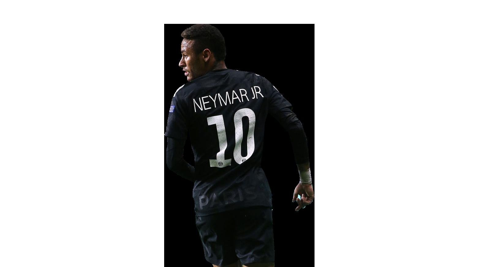 Neymar 10 Football Player Png Psg By Kora Renders