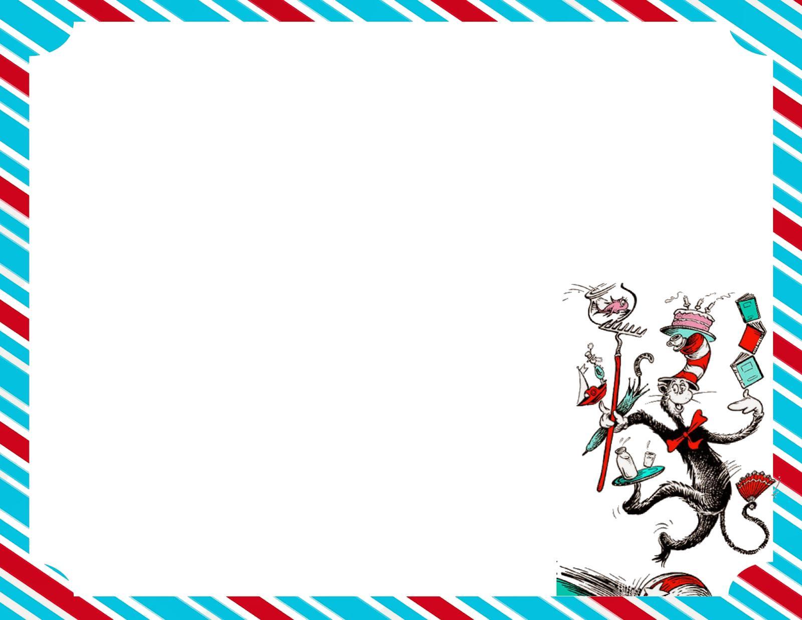 Dr Seuss School Coloring Pages