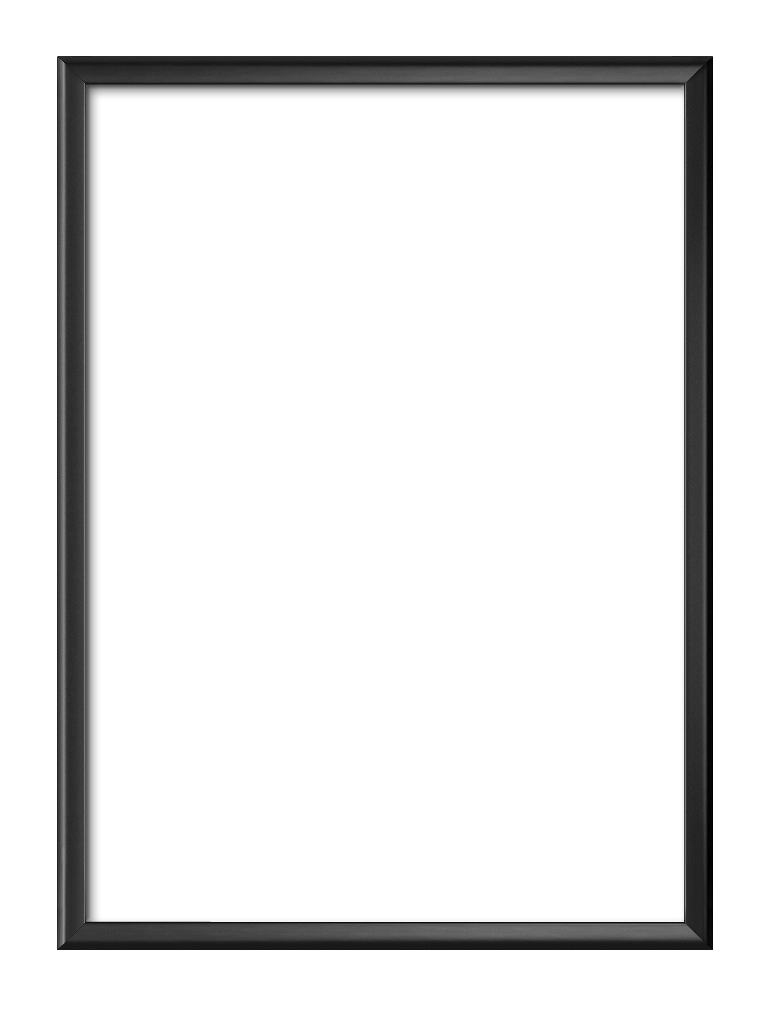Poster Frame Png Without Shadow