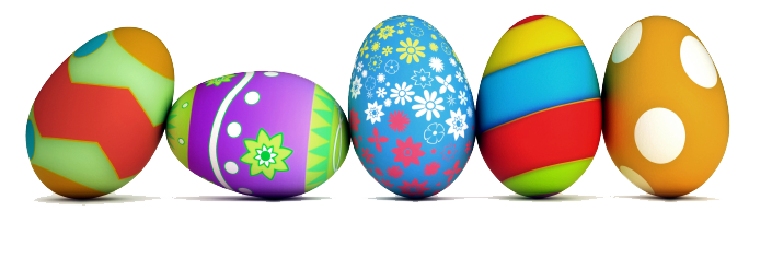 Easter Eggs Free PNG Image