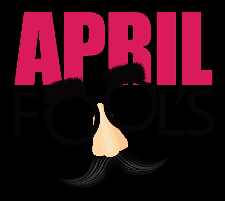 April transparent. Fools png