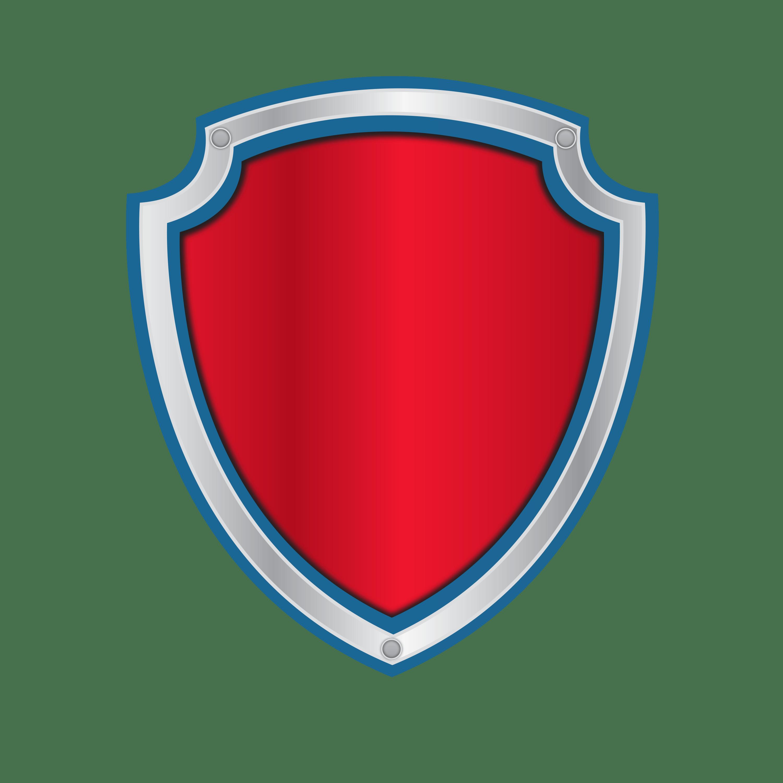 Paw Patrol Logo Blank Png