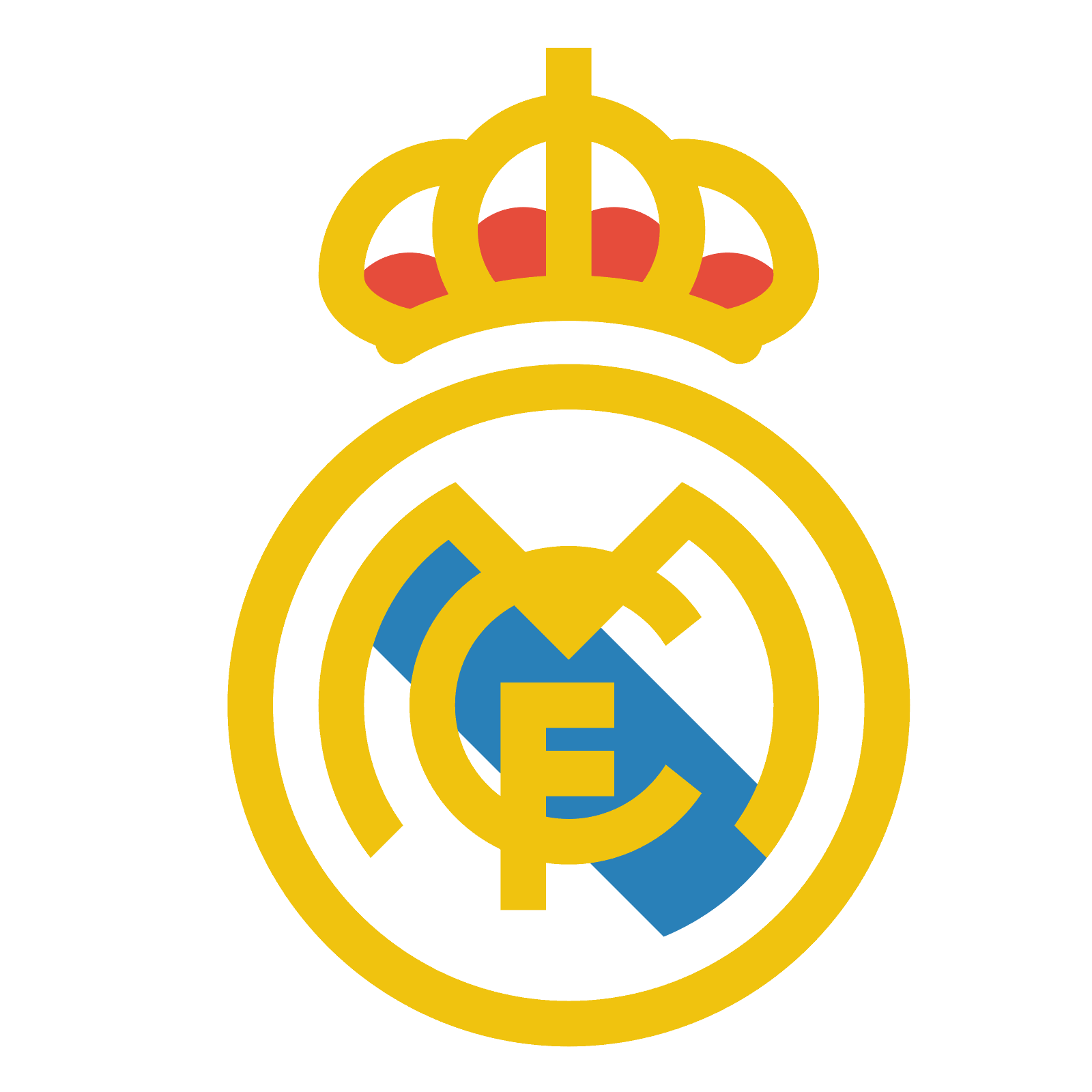 Real Madrid Icon Png