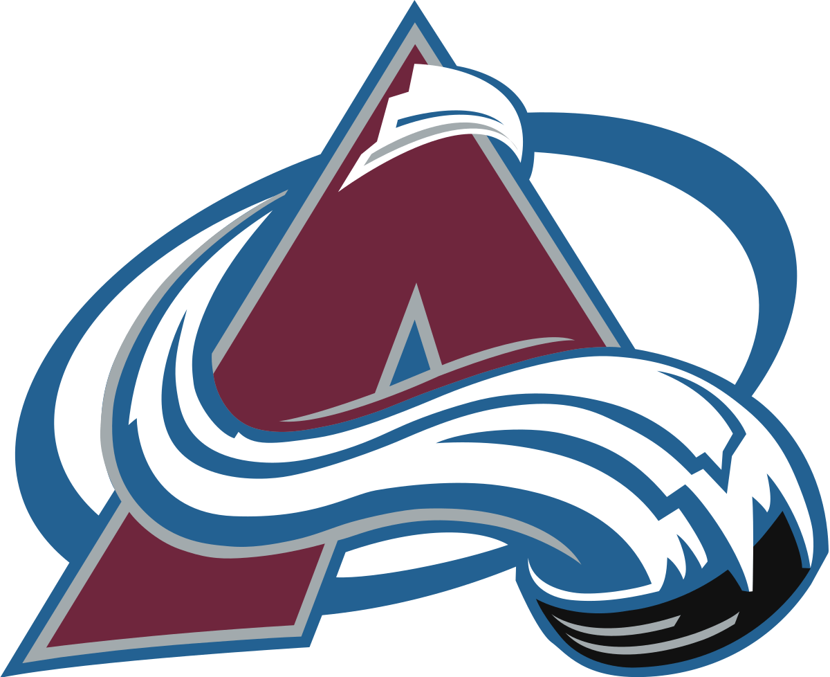 colorado avalanche logo nhl png