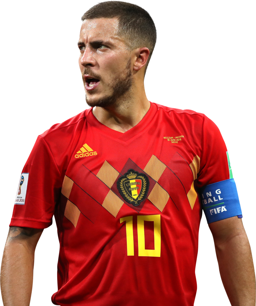 on sale 51809 c8321 Eden Hazard Belgium Fifa World Cup 2018