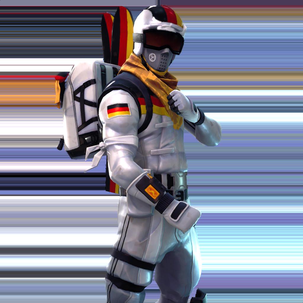 Fortnite Battle Royale Character Png 13