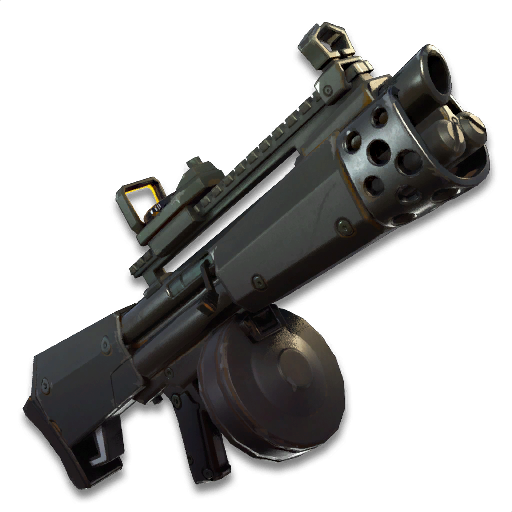 Fortnite Weapon Png 46