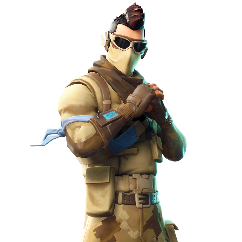 Fortnite Battle Royale Character Png 19