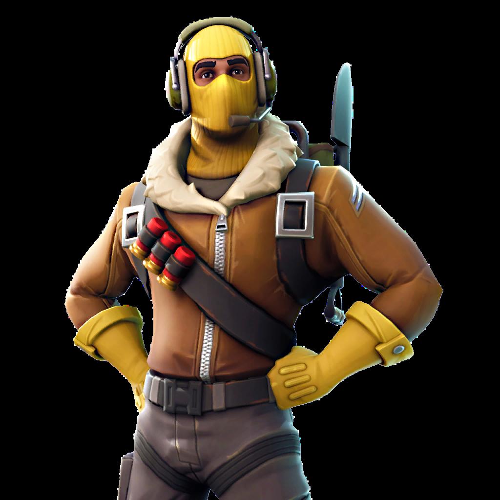 Fortnite Battle Royale Character Png 151