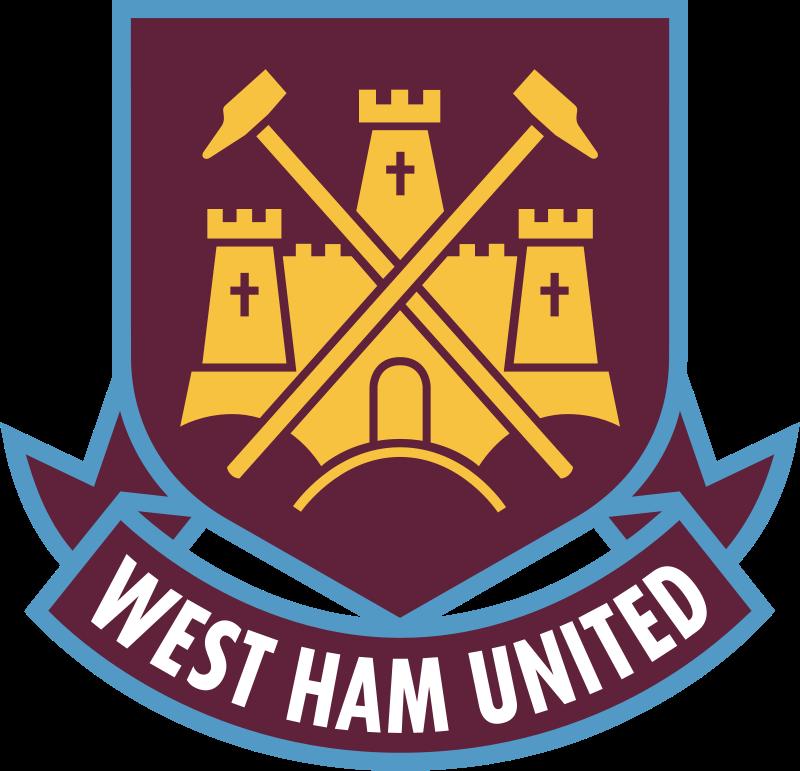 West Ham United Logo Transparent PNG