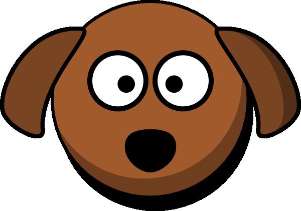 Dog Face Clip Art Png