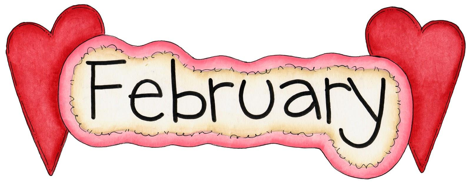 february clip art heart