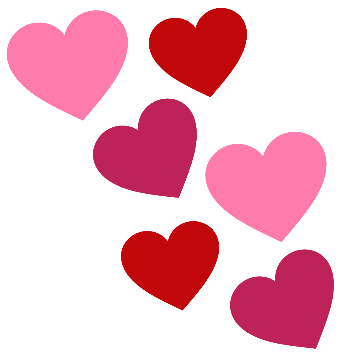 valentines day clipart little heart