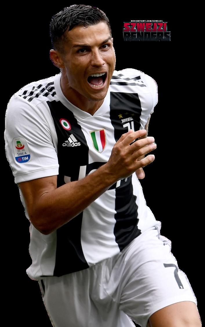 Cristiano Ronaldo Juventus Png By Szwejzi