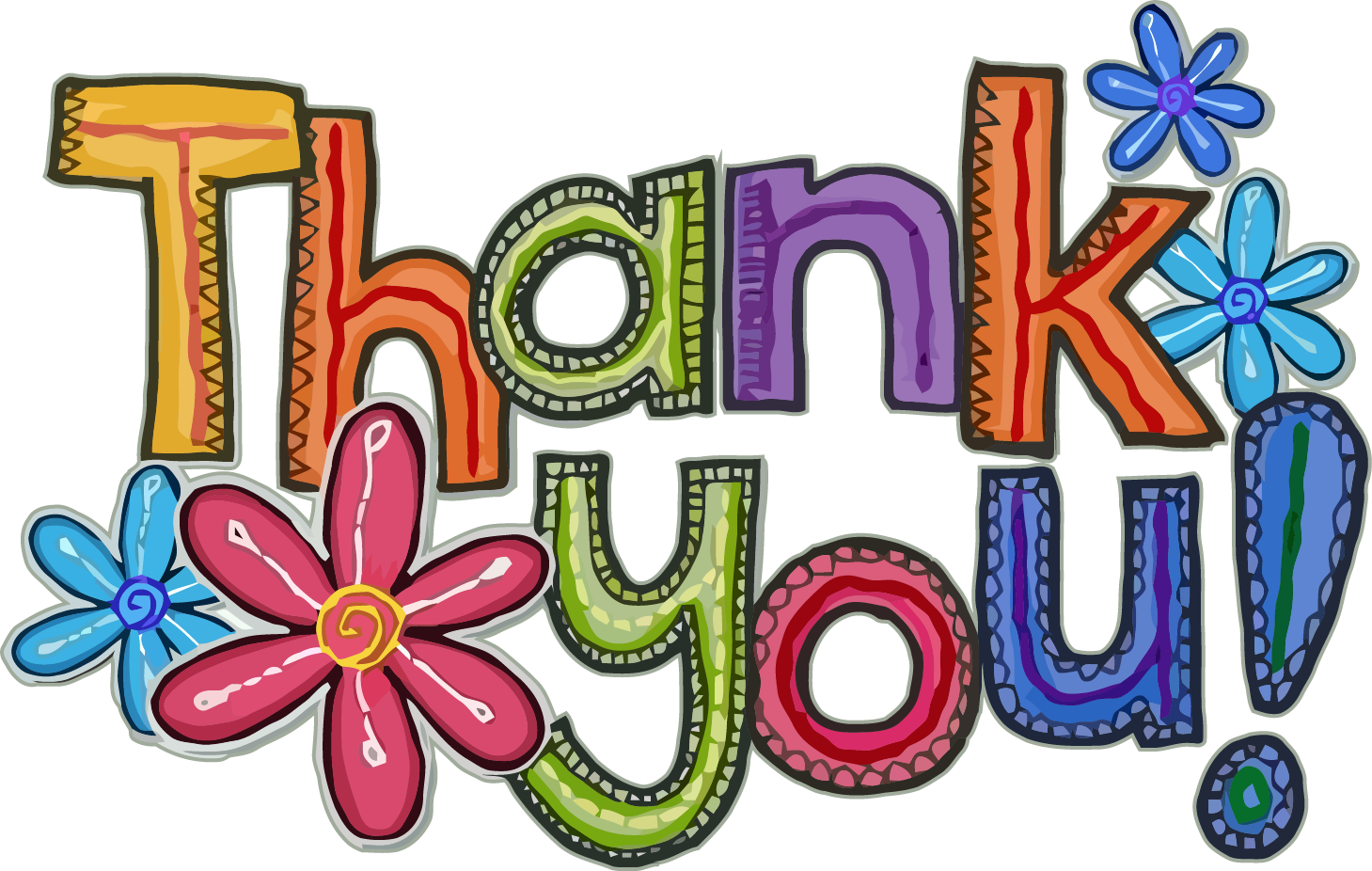 Thank You Clipart Png 7