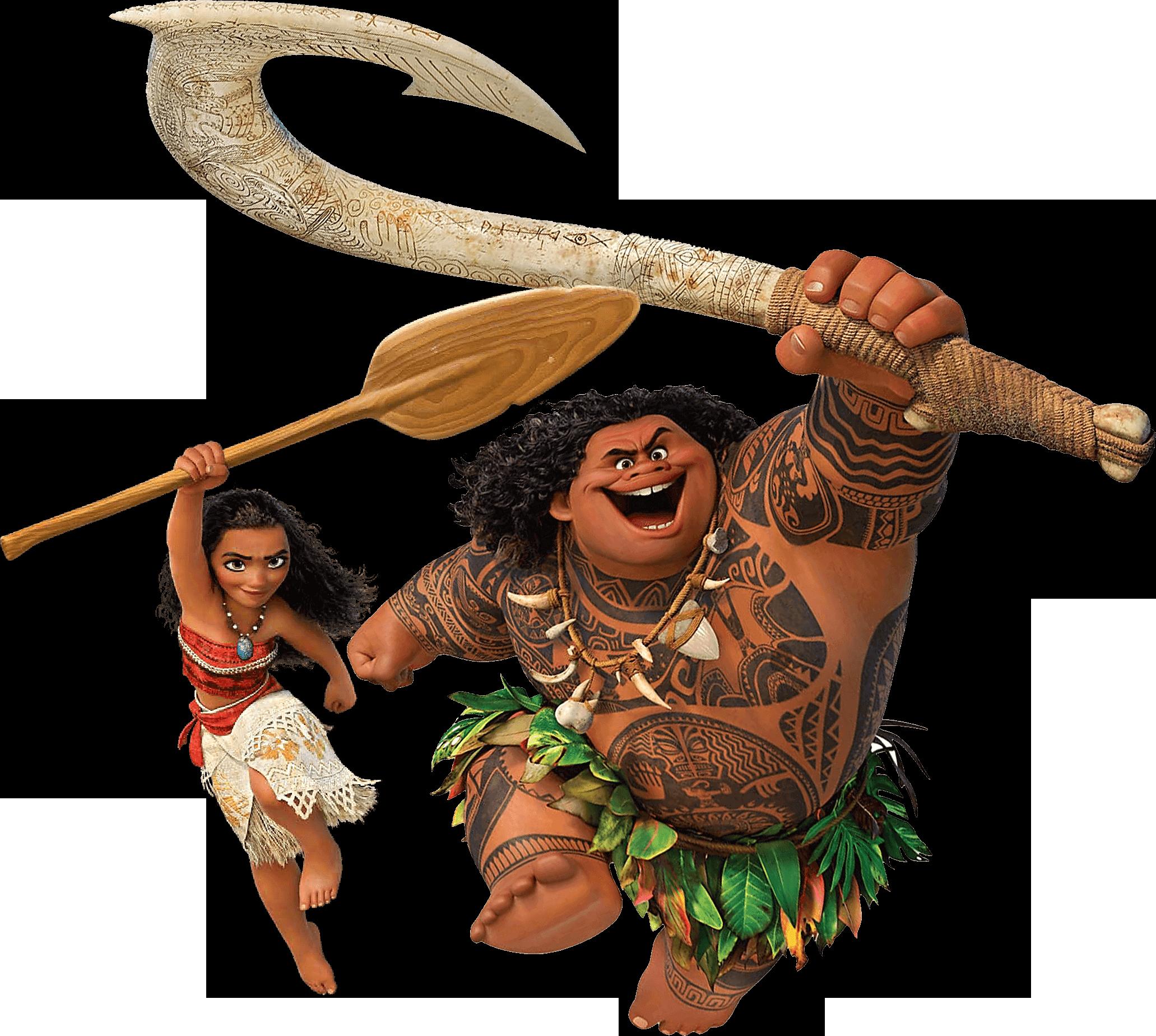 Maui Moana Png Disney 2