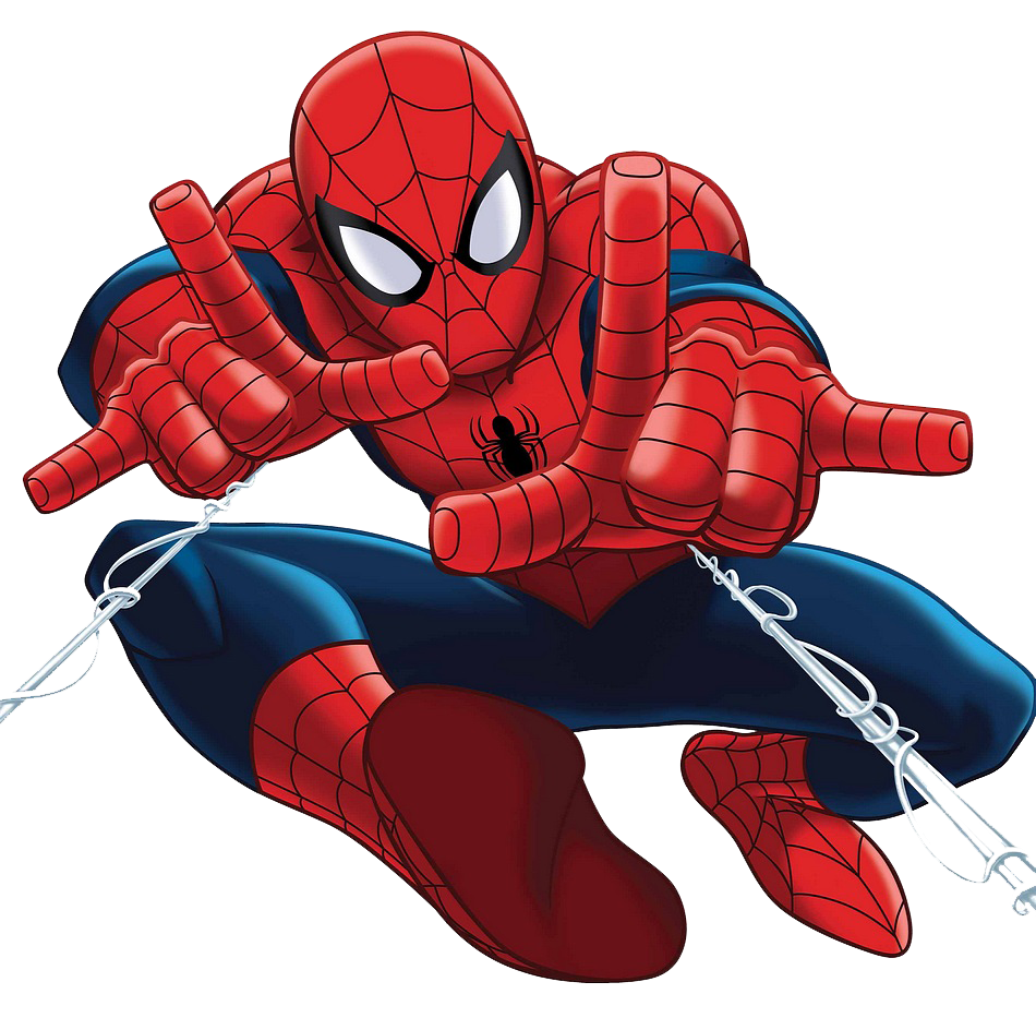 Spiderman Png Transparent 7