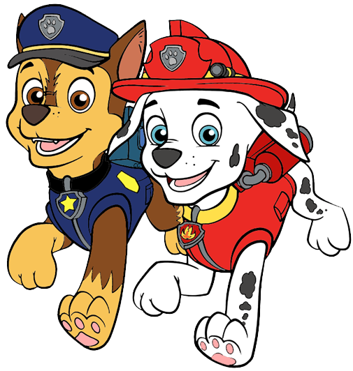 paw patrol all character png kids 14