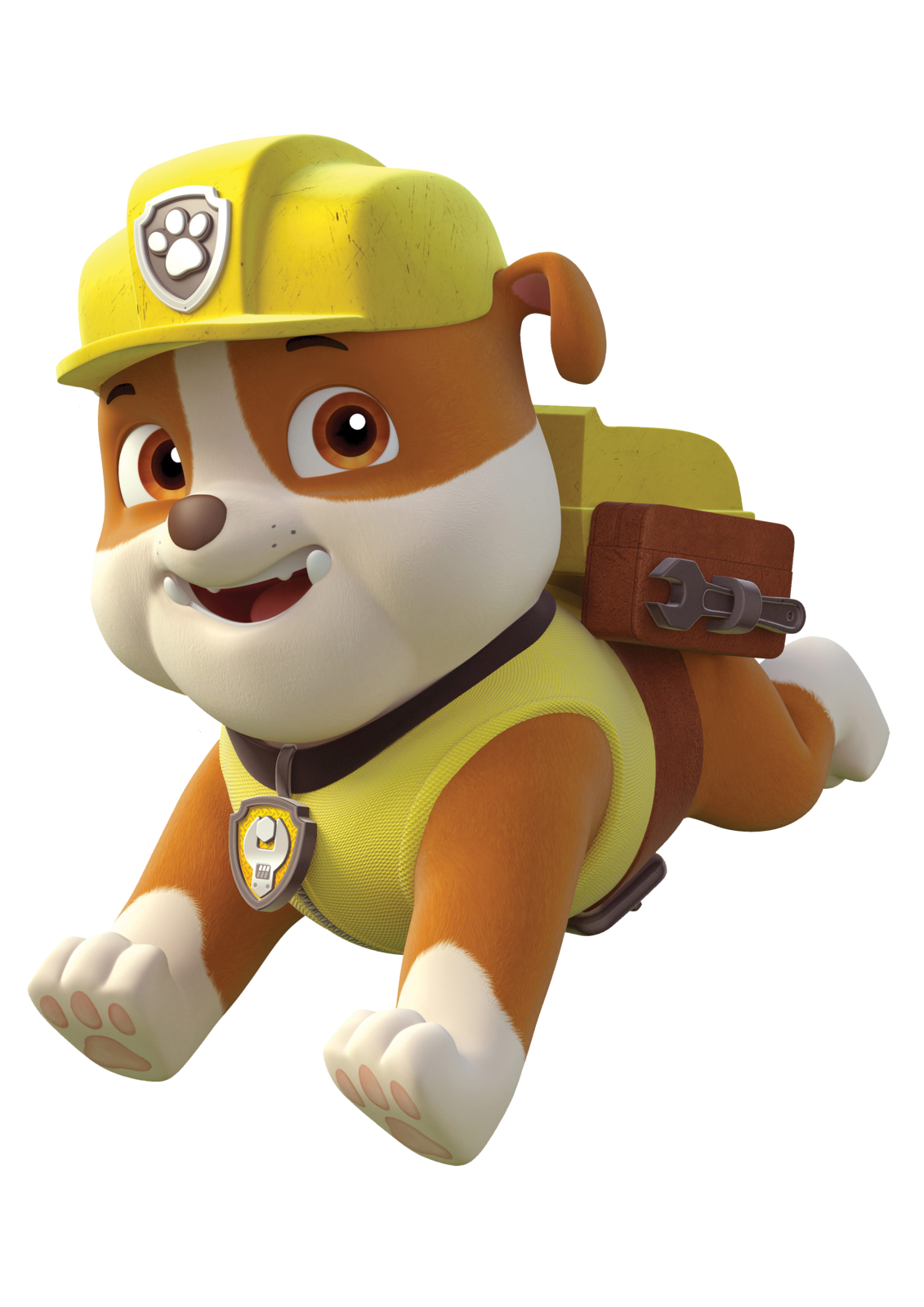 rubble paw patrol png clipart 4