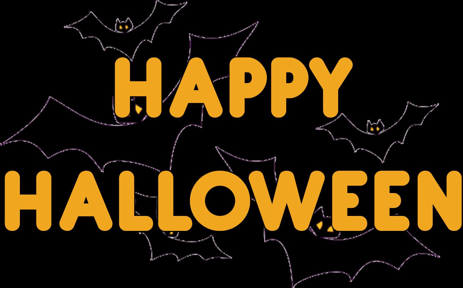 Happy Halloween Png Logo 7