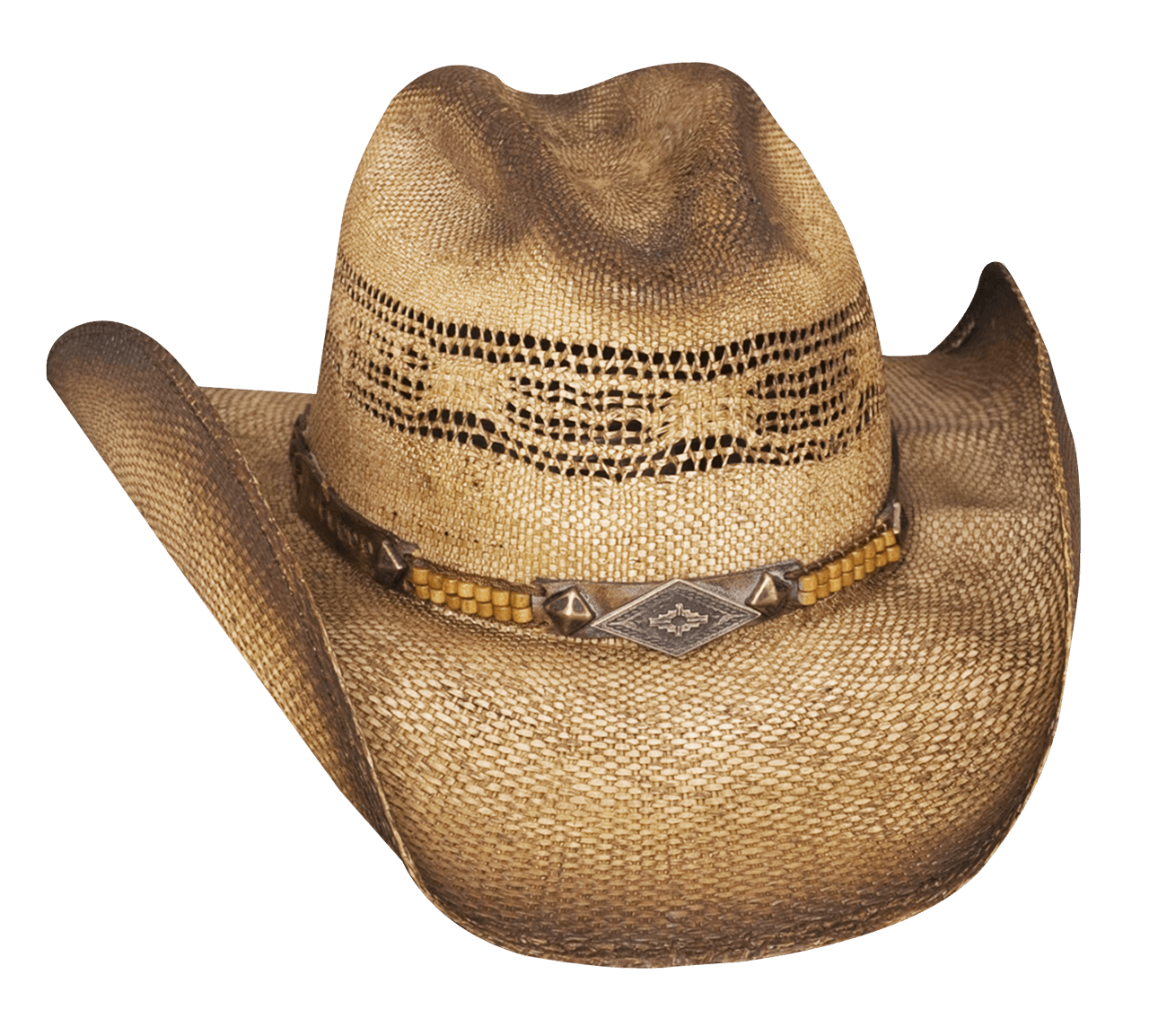 Original Luxury Cowboy Hat Transparent