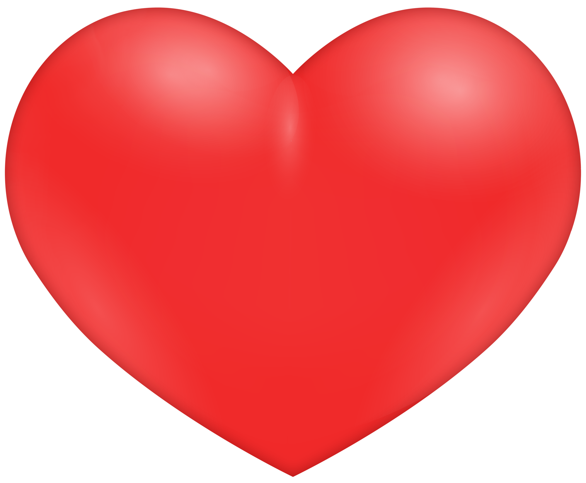 Red Heart Transparent Image