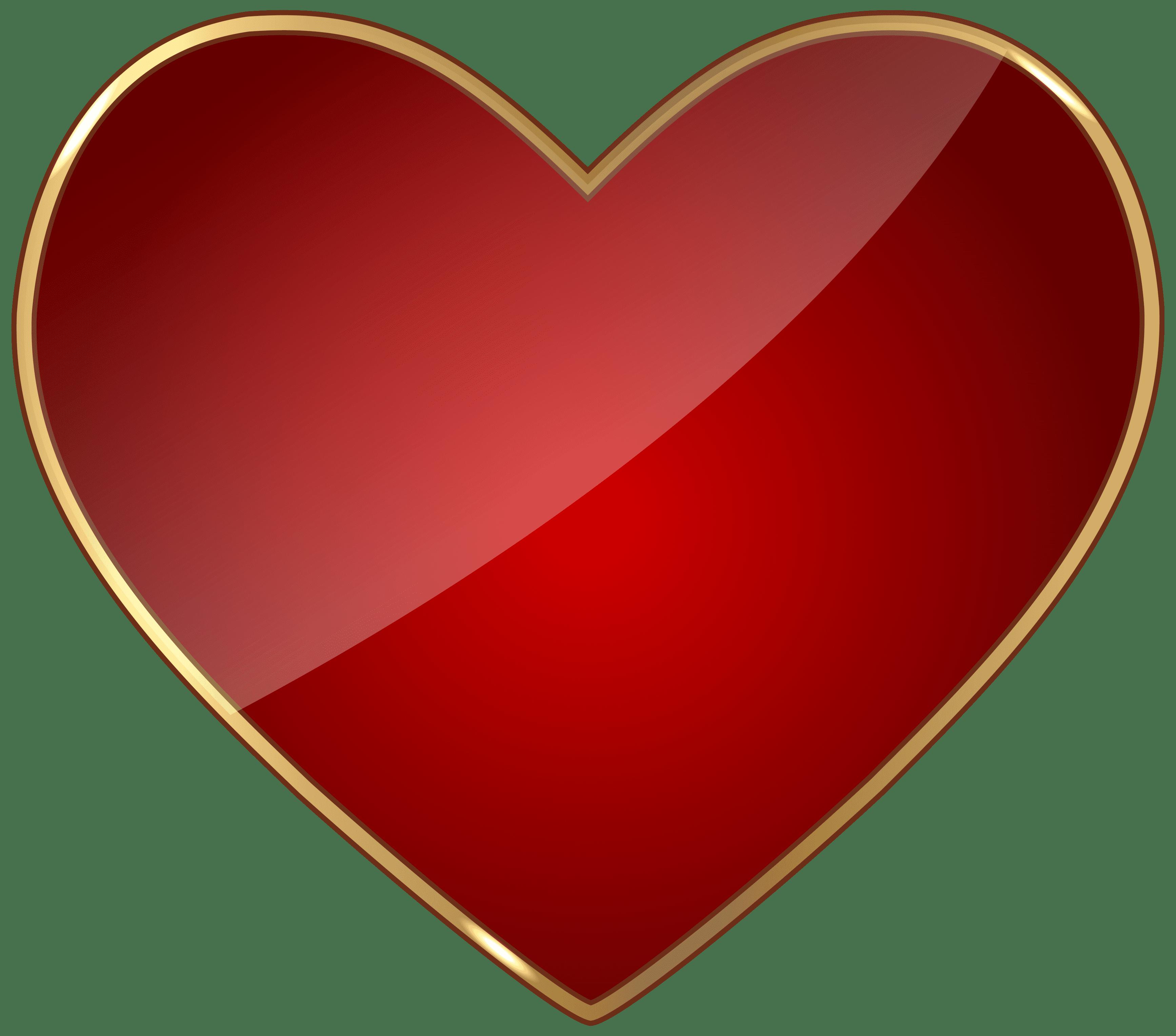 Heart Transparent Png Clip Art