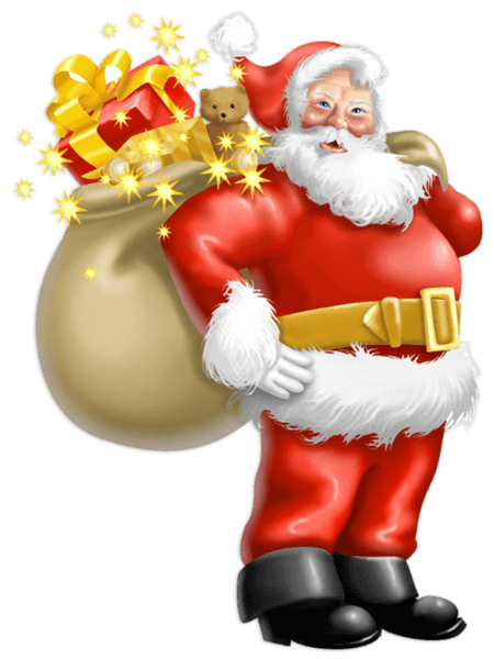 santa claus png image father christmas 2
