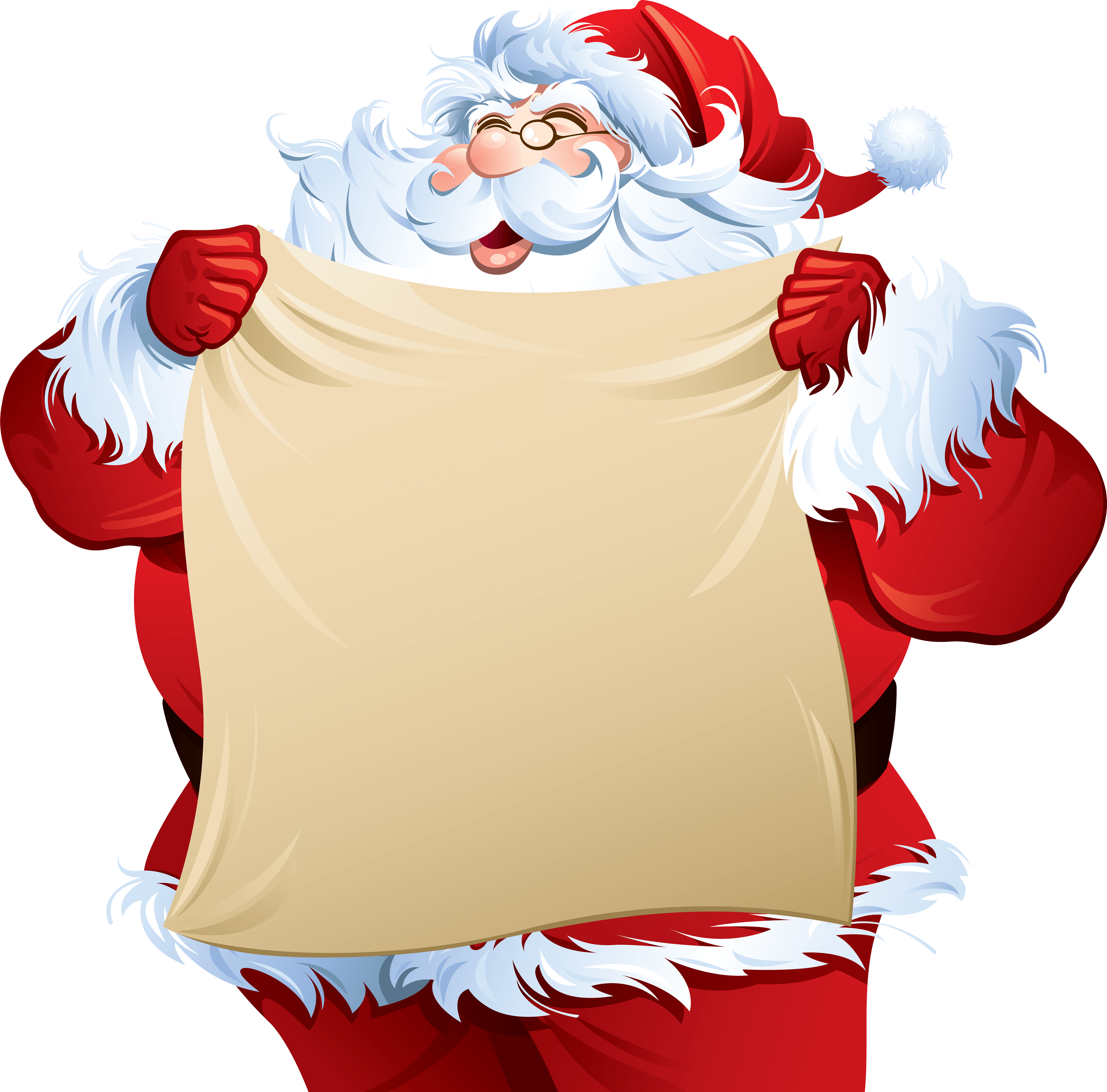 santa claus png image father christmas 3