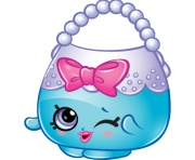 Handbag harriet art official shopkins clipart free image