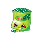 Freezy Peazy shopkins clipart free image