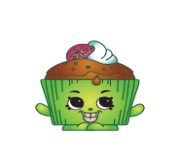 Cupcakechic shopkins clipart free image
