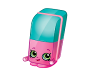 Erica eraser shopkins clipart free image