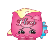 Fifi Flower shopkins clipart free image