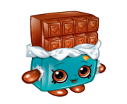 Cheeky Chocolate shopkins clipart free image