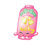 Baby Puff shopkins clipart free image
