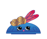 Fancy fascinator shopkins clipart free image