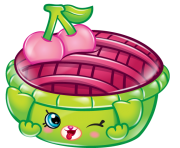 Shy pie art official shopkins clipart free image