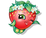 strawberry shopkins clipart free image